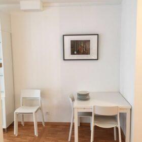 apartment 2 - dining area