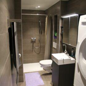 Wohnung 1 - Badezimmer