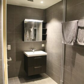 Wohnung 2 - Badezimmer