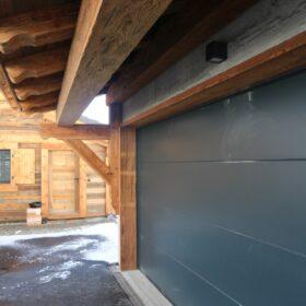garage auwning
