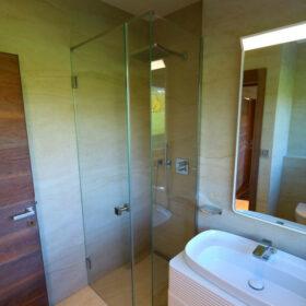 étage - salle de douche - WC