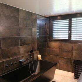 suite parentale - salle de bains-douche-WC