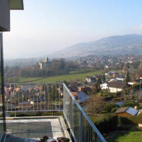 extrait du panorama depuis la terrasse