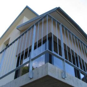 détail des balcons