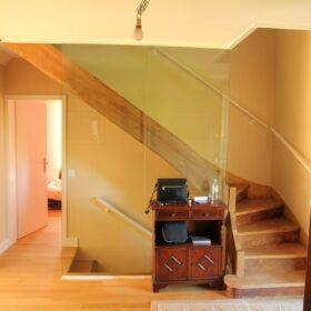 APRES TRAVAUX | escaliers intérieurs