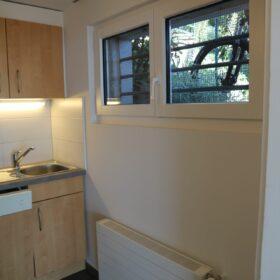 cuisine de l'appartement 2p