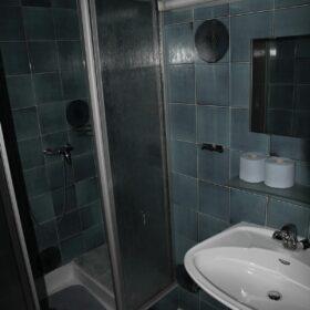 AVANT TRAVAUX | salle de douche enfants