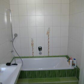 APRES TRAVAUX | salle de bains enfants