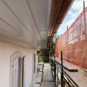 avant-toit rénové