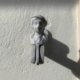 arrêts de volets en façade