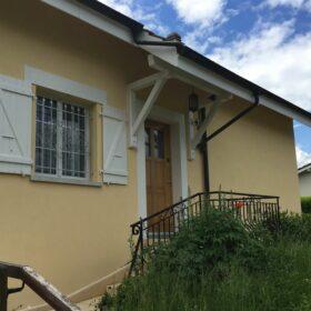 APRES TRAVAUX | facade nord